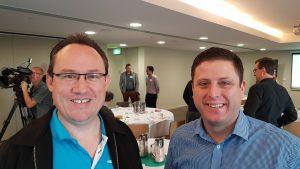 Matthew Eastcott and John Vody