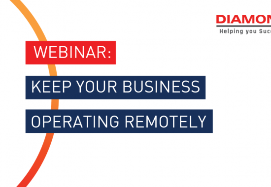 WEBINAR: Keep your business operating remotely