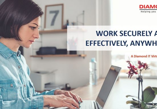 WEBINAR: Work securely and effectively, anywhere...