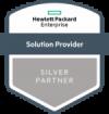 Hewlett Packard 2020 Silver Partner Logo